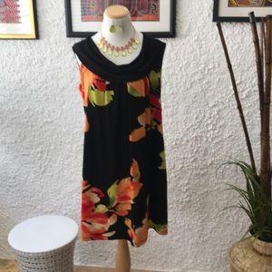 Funky vintage mini dress